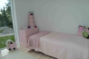 En orgie i rosa.