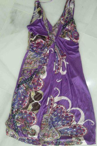 Drygt 150 kr för en klänning är ett fynd, tycker jag.