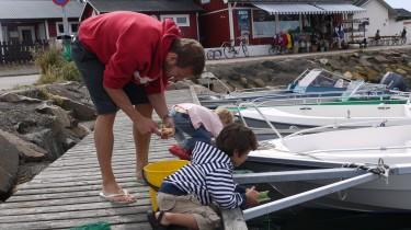 Peters plats som bästa krabbfiskaren är numera Williams och Mios.
