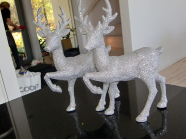 Glittriga Rudolfs (Åhléns), kan det bli mer glamjul?!