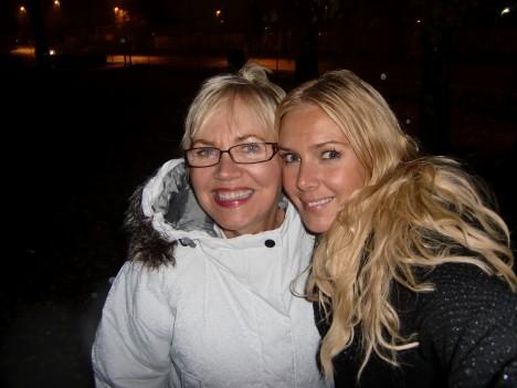 Min älskade Mor.