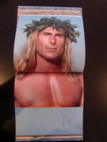 Fabio, Barbie på steroider.