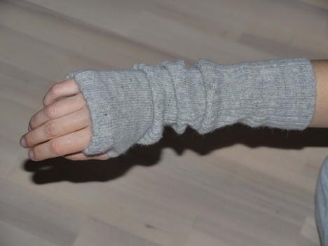 Torgvantar från Top Shop. Jag brukar dock använda dem som armledsvärmare. Har jag en kortärmad tröja så känns det inte lika avklätt med dessa.