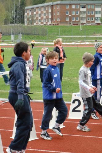 William var snabb som en vässla på 60 meter.