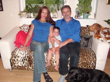 Familjen pappa Graafenstein