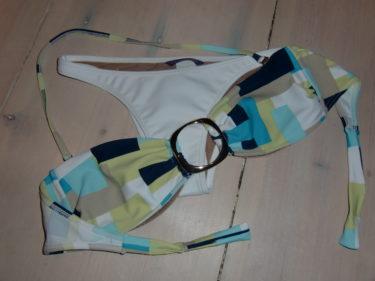 Den här fina bikinin kostade 150 kr men hade kostat 1700 kr, så jag är nöjd med mina inköp.