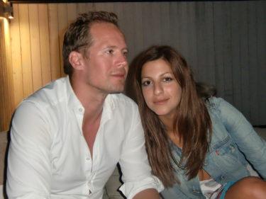 Kevin och Tara.