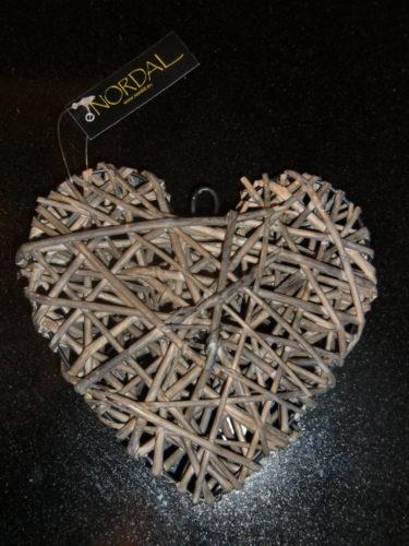 Fick även detta hjärtat från Nordal. Kändes nästan som om det var jag som fyllde år :-)