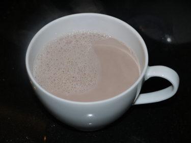 Ikväll så har myst och druckit varm choklad...