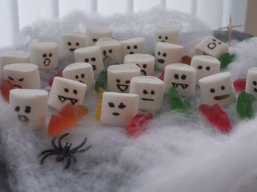 Mashmallows-spöken.