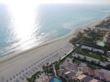 Utsikten från vår balkong. Förlåt, kan inte låta bli att visa dig :-)