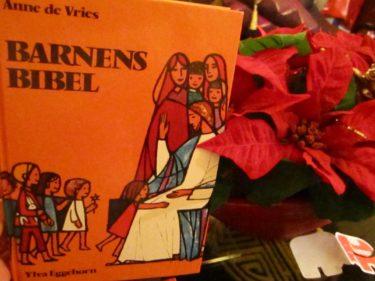 """Blev varm i hjärtat när jag hittade min gamla """"Barnens Bibel"""" hemma hos mamma..."""