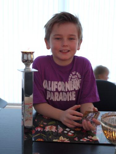 Älskade William ska till Göteborg idag, och få träffa sin farmor och kusiner.