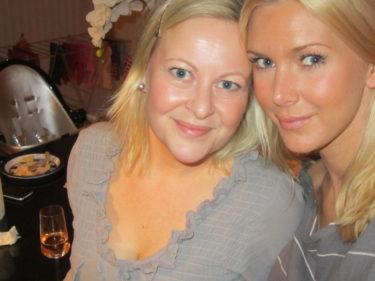 Min älskade vän Jessica.