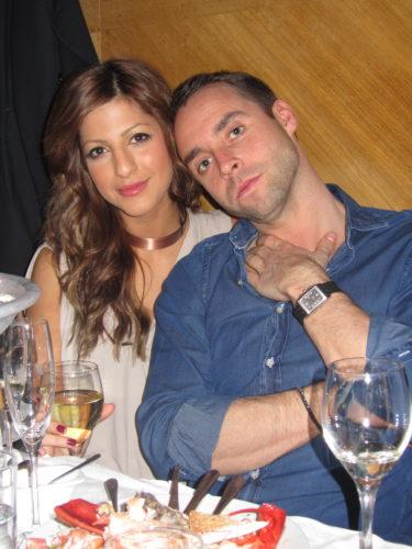 Tara och Max.