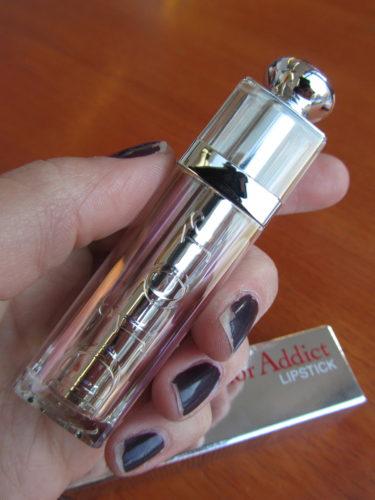 Shoppade en sak till mig själv. Ett snyggt läppstift från Dior Addict i en rosa nyans, nr 465. Annars blev det mest småsaker till barnen.