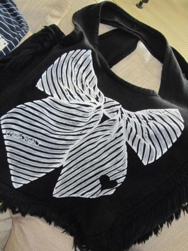 En söt tygväska från LAUREN MOSHI.