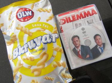 Ikväll ska jag krypa ner i min min nybäddade säng som doftar blå Comfort, äta skruvar och titta på film. Längtar!