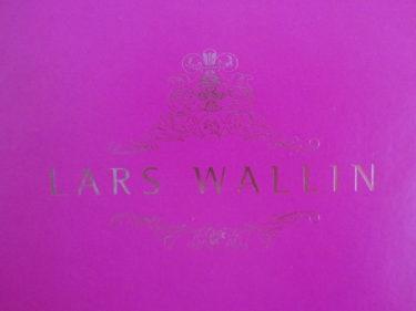 När packningen är klar ikväll ska jag gå på premiären av Lars Wallins utställning tillsammans med Prins Eugens Walldemarsudde.