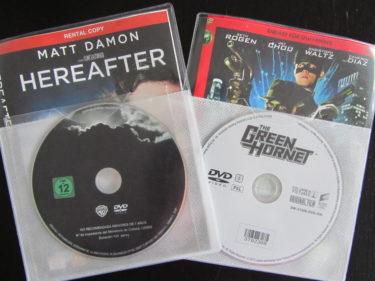 Igår kväll när jag och pojkarna hade filmkväll såg vi The Green Hortnet med bl aCameron Diaz. Den gillade pojkarna. Nu ska jag titta på Hereafter med Matt Damon. Tror jag kommer gråta så jag har laddat med näsdukar.