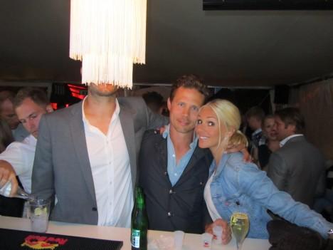Jag, Mathias och min mycket hemlige man.