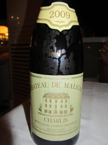 Drack ett jättegott vitt vin. Hittar du det så rekommenderar jag det. Somrigt, friskt och milt.